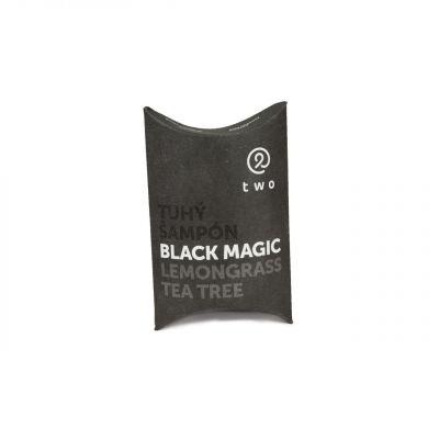 BLACK MAGIC TUHÝ ŠAMPÓN | TWO COSMETICS