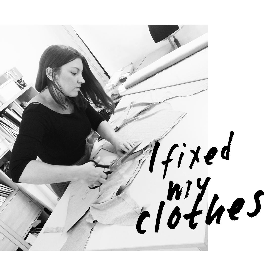 #IFixedMyClothes